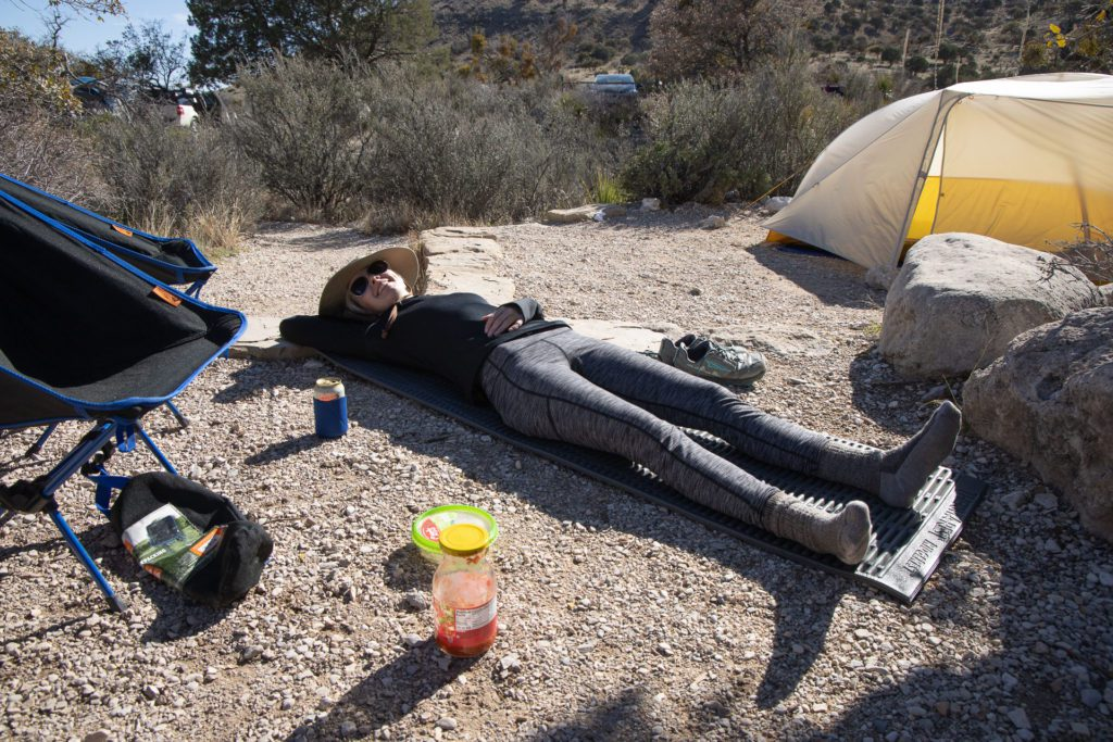 The Best Insulated Sleeping Pads For Winter Backpacking